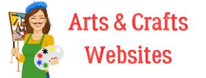 Arts & Crafts Websites