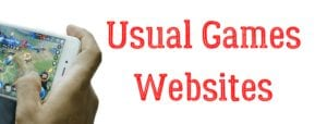 Games Websites When Bored