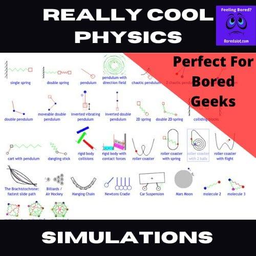 Real Physics Simulations