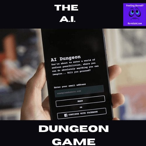 AI Dungeon Game