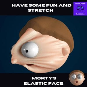 Morty Elastic Face