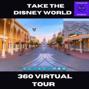 Disney World Virtual Tour