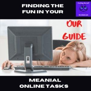 finding the fun