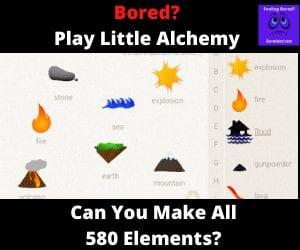 Little Alchemy Chemistry Simulator