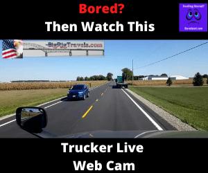 Big Rig Steve's Truck Live Web Cam