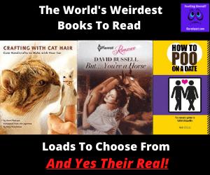 The Worlds Weirdest Books