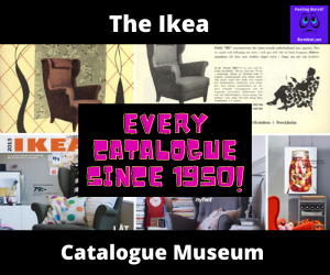 Ikea Catalogue Museum