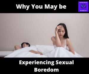 Sexual Boredom
