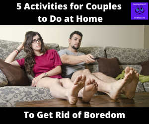 bored couples