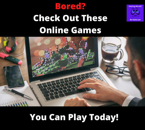 Online Games You Can Play Today