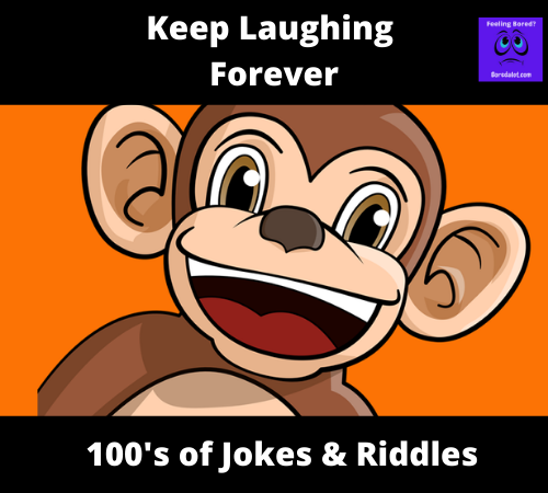 keep laughing forever