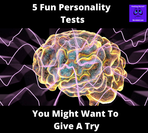 Fun Personality Tests