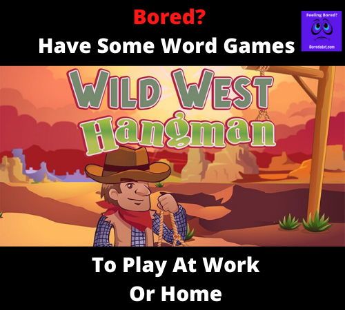 Cure your boredom