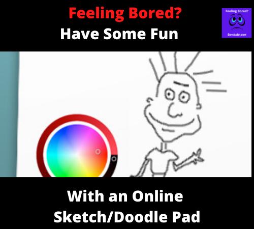 Online Doodle Pad